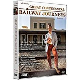 Great Continental Railways Journeys: Series Three [DVD]